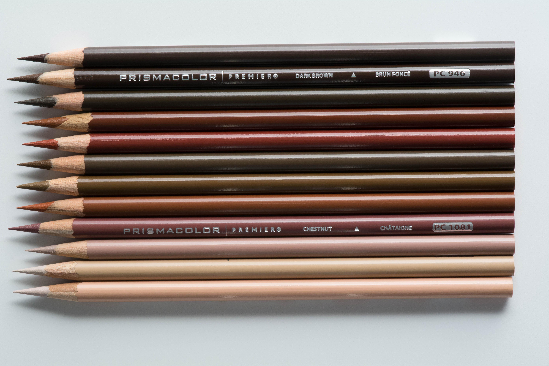Prismacolor Brow Pencil Black