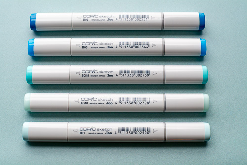 Copic Sketch Markers review