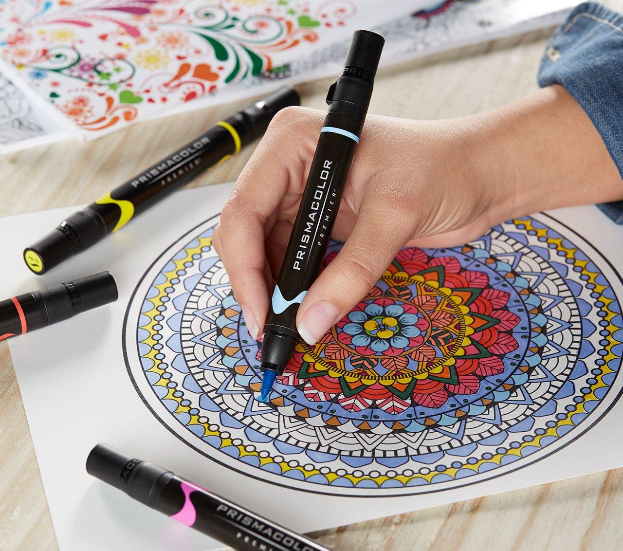 Introducing Prismacolor Premier Coloring Kits | MacKendrew Arts